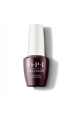 OPI Gel Color - In The Cable Car-Pool Lane - 15 mL / 0.5 oz
