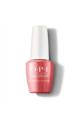 OPI Gel Color - My Address Is Hollywood - 15 mL / 0.5 oz