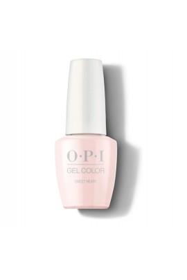 OPI Gel Color - Sweet Heart - 15 mL / 0.5 oz