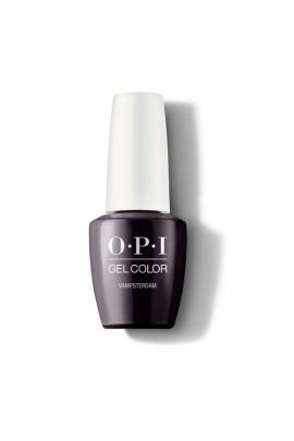 OPI Gel Color - Vampsterdam - 15 mL / 0.5 oz