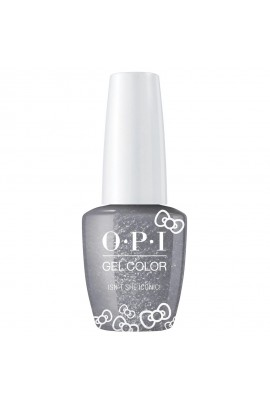 OPI GelColor - Hello Kitty 2019 Christmas Collection - Isn't She Iconic! - 15ml / 0.5oz