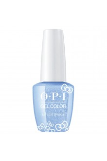 OPI GelColor - Hello Kitty 2019 Christmas Collection - Let Love Sparkle - 15ml / 0.5oz