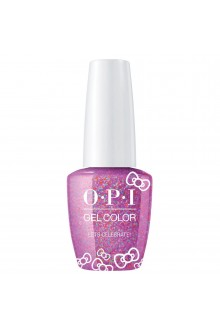 OPI GelColor - Hello Kitty 2019 Christmas Collection - Let's Celebrate! - 15ml / 0.5oz