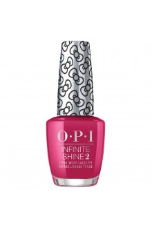 OPI Infinite Shine - Hello Kitty 2019 Christmas Collection - All About the Bows - 15ml / 0.5oz