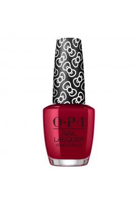 OPI Nail Lacquer - Hello Kitty 2019 Christmas Collection - A Kiss On The Chic - 15ml / 0.5oz