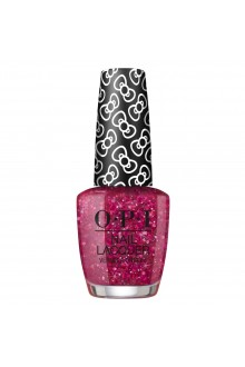 OPI Nail Lacquer - Hello Kitty 2019 Christmas Collection - Dream In Glitter - 15ml / 0.5oz