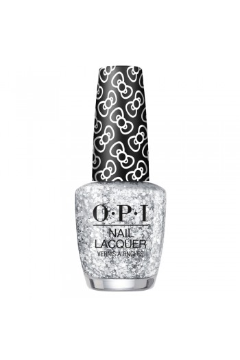 OPI Nail Lacquer - Hello Kitty 2019 Christmas Collection - Glitter To My Heart - 15ml / 0.5oz