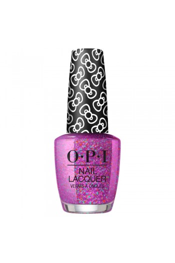 OPI Nail Lacquer - Hello Kitty 2019 Christmas Collection - Let's Celebrate! - 15ml / 0.5oz