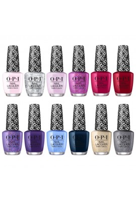 OPI Nail Lacquer - Hello Kitty 2019 Christmas Collection - All 12 Colors - 15ml / 0.5oz Each