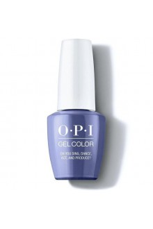 OPI GelColor - Hollywood Collection - Oh You Sing, Dance, Act and Produce? - 15ml / 0.5oz