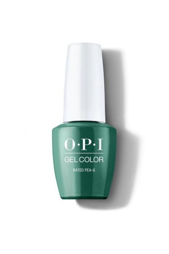 OPI GelColor - Hollywood Collection - Rated Pea-G - 15ml / 0.5oz
