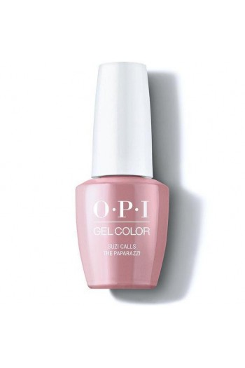 OPI GelColor - Hollywood Collection - Suzi Calls the Paparazzi - 15ml / 0.5oz