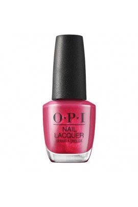 OPI Lacquer - Hollywood Collection - 15 Minutes of Flame - 15ml / 0.5oz