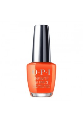 OPI Infinite Shine - Tokyo  Collection 2019 - Tempura-ture Is Rising! - 15 mL / 0.5 oz