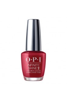 OPI Infinite Shine - A Red-vival City  - 15 mL / 0.5 oz