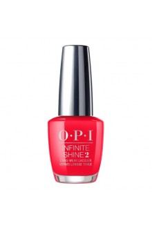 OPI Infinite Shine - Coca-Cola Red - 15 mL / 0.5 oz