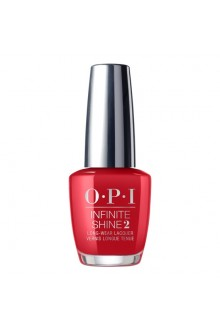 OPI Infinite Shine - Color So Hot it Berns - 15 mL / 0.5 oz