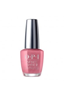 OPI Infinite Shine - Not So Bora-Bora-ing Pink - 15 mL / 0.5 oz