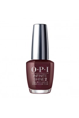 OPI Infinite Shine  - The Nutcracker and the Four Realms  Collection - Black to Reality