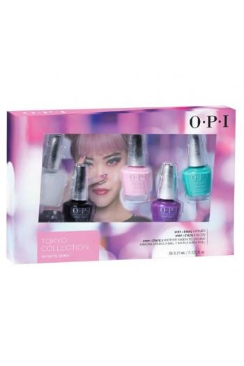 OPI Infinite Shine - Tokyo Collection Mini 5 pk - 3.75 mL / 0.125 oz Each