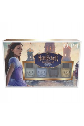 OPI Nail Lacquer - The Nutcracker and the Four Realms 2018 - Mini 4 Pack - 3.75 mL / 0.125 oz Each
