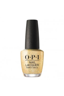 OPI Nail Lacquer  - The Nutcracker and the Four Realms  Collection - Dazzling Dew Drop