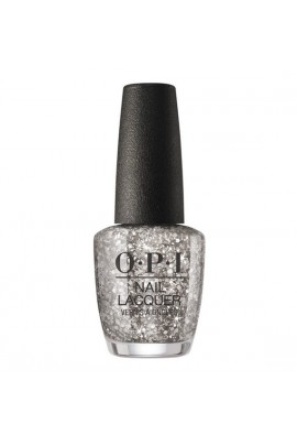 OPI Nail Lacquer  - The Nutcracker and the Four Realms  Collection - Dreams on a Silver Platter