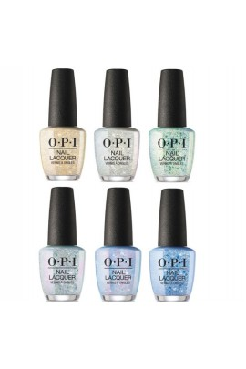OPI Nail Lacquer - Metamorphosis Collection Fall 2018 - All 6 Colors - 15mL / 0.5 oz each