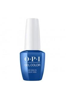 OPI GelColor - Mexico City Spring 2020 Collection - Mi Casa Es Blue Casa - 15ml / 0.5oz