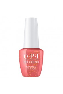 OPI GelColor - Mexico City Spring 2020 Collection - Mural Mural on the Wall - 15ml / 0.5oz