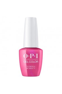 OPI GelColor - Mexico City Spring 2020 Collection - Telenovela Me About It - 15ml / 0.5oz