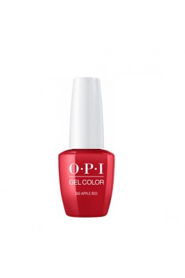 OPI GelColor Midi - Big Apple Red - 7.5 mL / 0.25 fl. oz