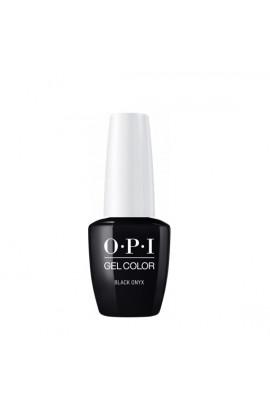 OPI GelColor Midi - Black Onyx - 7.5 mL / 0.25 fl. oz