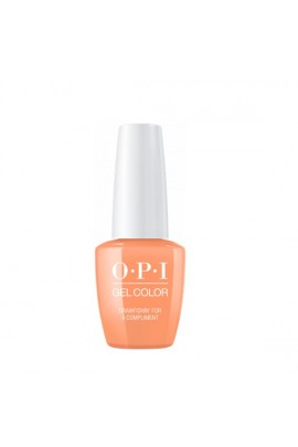 OPI GelColor Midi - Crawfishin' for a Compliment - 7.5 mL / 0.25 fl. oz