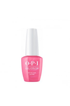 OPI GelColor Midi - Hotter Than You Pink - 7.5 mL / 0.25 fl. oz