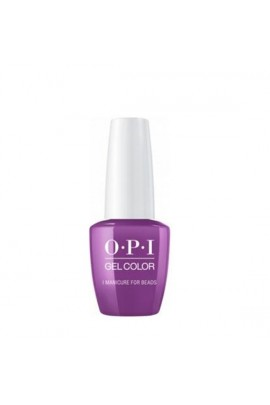 OPI GelColor Midi - I Manicure for Beads - 7.5 mL / 0.25 fl. oz