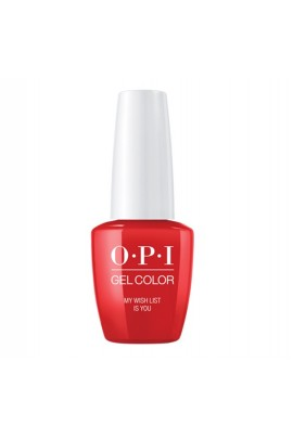 OPI GelColor  Midi - My Wish List Is You - 7.5 mL / 0.25 oz