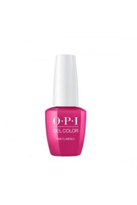 OPI GelColor Midi - Pink Flamenco - 7.5 mL / 0.25 fl. oz