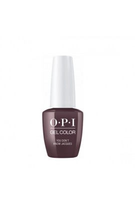 OPI GelColor Midi - You Don't Know Jacques! - 7.5 mL / 0.25 fl. oz