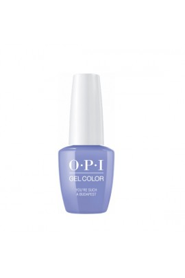OPI GelColor Midi - You're Such a Budapest - 7.5 mL / 0.25 fl. oz