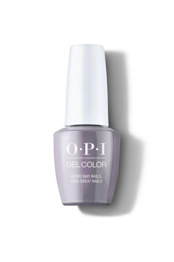OPI GelColor - Milan Collection - Addio Bad Nails, Ciao Great Nails - 15ml / 0.5oz