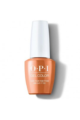 OPI GelColor - Milan Collection - Have Your Panettone and Eat it Too - 15ml / 0.5oz