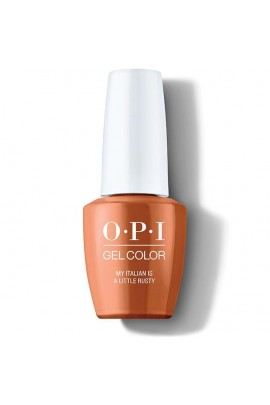 OPI GelColor - Milan Collection - My Italian is a Little Rusty - 15ml / 0.5oz