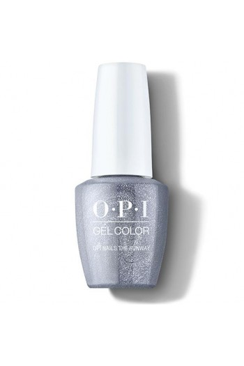 OPI GelColor - Milan Collection - OPI Nails the Runway - 15ml / 0.5oz