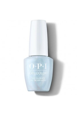 OPI GelColor - Milan Collection - This Color Hits All the High Notes - 15ml / 0.5oz