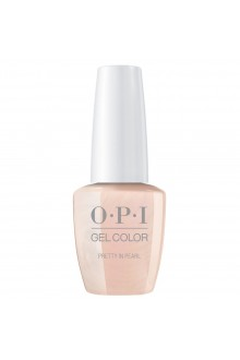 OPI GelColor - Neo-Pearl Collection Spring 2020 - Pretty In Pearl - 15ml / 0.5oz