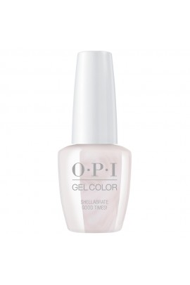 OPI GelColor - Neo-Pearl Collection Spring 2020 - Shellabrate Good Times! - 15ml / 0.5oz
