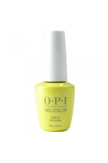 OPI GelColor - Neon Collection Summer 2019 - PUMP Up The Volume - 15ml / 0.5oz