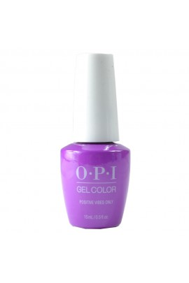 OPI GelColor - Neon Collection Summer 2019 - Positive Vibes Only - 15ml / 0.5oz