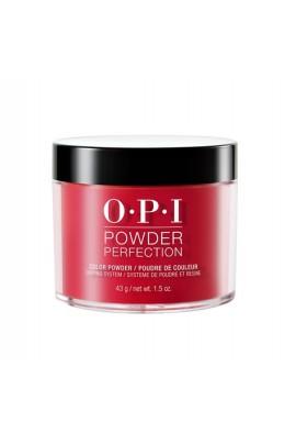 OPI Powder Perfection - Acrylic Dip Powder - Amore At The Grand Canal - 1.5oz / 43g